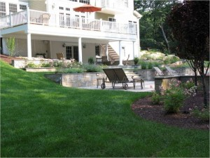 Neave Lawn Care uses granular fertilizer releases slowly which feeds over several weeks.